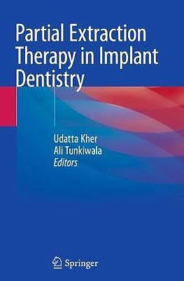 Portada del libro 9783030336127 Partial Extraction Therapy in Implant Dentistry