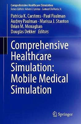 Portada del libro 9783030336592 Comprehensive Healthcare Simulation: Mobile Medical Simulation
