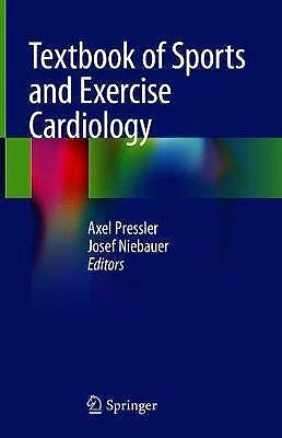 Portada del libro 9783030353735 Textbook of Sports and Exercise Cardiology