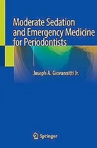 Portada del libro 9783030357528 Moderate Sedation and Emergency Medicine for Periodontists