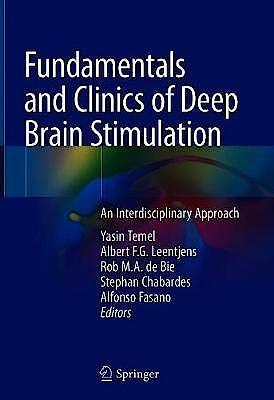 Portada del libro 9783030363451 Fundamentals and Clinics of Deep Brain Stimulation. An Interdisciplinary Approach