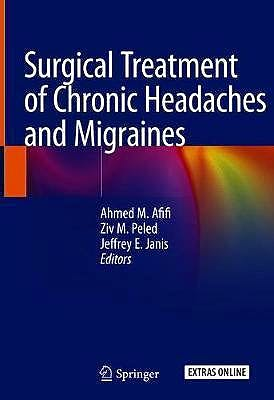 Portada del libro 9783030367930 Surgical Treatment of Chronic Headaches and Migraines