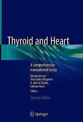Portada del libro 9783030368708 Thyroid and Heart. A Comprehensive Translational Essay