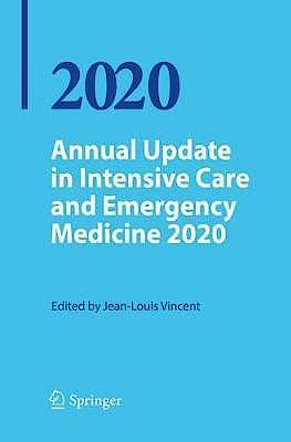 Portada del libro 9783030373221 Annual Update in Intensive Care and Emergency Medicine 2020
