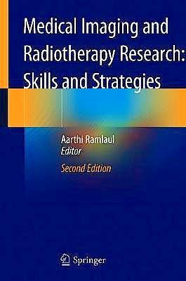 Portada del libro 9783030379438 Medical Imaging and Radiotherapy Research. Skills and Strategies