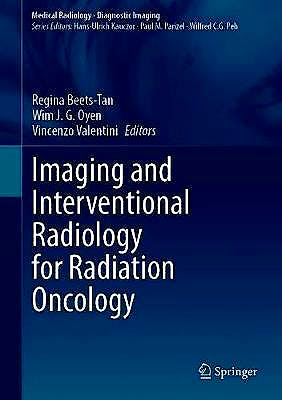 Portada del libro 9783030382605 Imaging and Interventional Radiology for Radiation Oncology