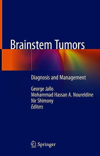 Portada del libro 9783030387730 Brainstem Tumors. Diagnosis and Management