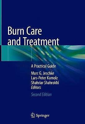 Portada del libro 9783030391928 Burn Care and Treatment. A Practical Guide
