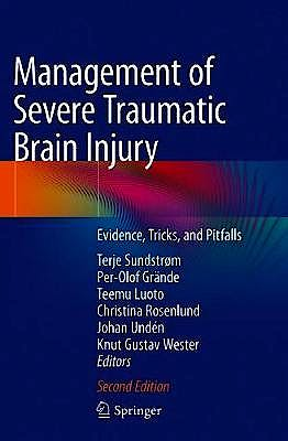 Portada del libro 9783030393823 Management of Severe Traumatic Brain Injury. Evidence, Tricks, and Pitfalls