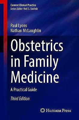 Portada del libro 9783030398873 Obstetrics in Family Medicine. A Practical Guide (Current Clinical Practice)