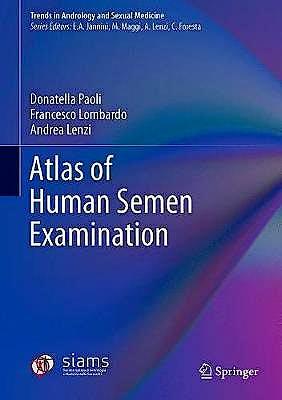 Portada del libro 9783030399979 Atlas of Human Semen Examination