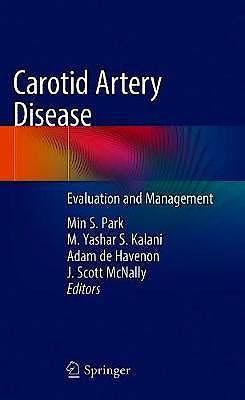 Portada del libro 9783030411374 Carotid Artery Disease. Evaluation and Management
