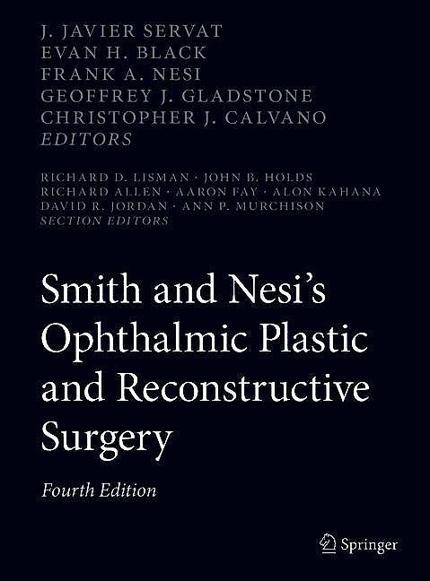 Portada del libro 9783030417192 Smith and Nesi's Ophthalmic Plastic and Reconstructive Surgery