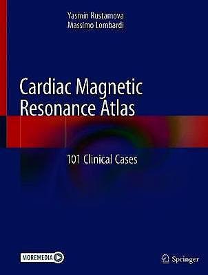 Portada del libro 9783030418298 Cardiac Magnetic Resonance Atlas. 101 Clinical Cases