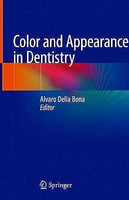 Portada del libro 9783030426255 Color and Appearance in Dentistry
