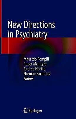 Portada del libro 9783030426361 New Directions in Psychiatry