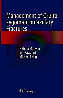 Portada del libro 9783030426446 Management of Orbito-Zygomaticomaxillary Fractures