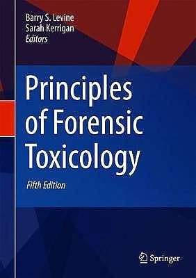 Portada del libro 9783030429164 Principles of Forensic Toxicology