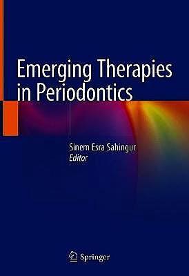 Portada del libro 9783030429898 Emerging Therapies in Periodontics