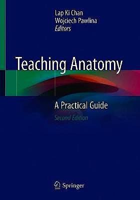 Portada del libro 9783030432829 Teaching Anatomy. A Practical Guide