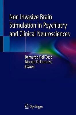 Portada del libro 9783030433550 Non Invasive Brain Stimulation in Psychiatry and Clinical Neurosciences