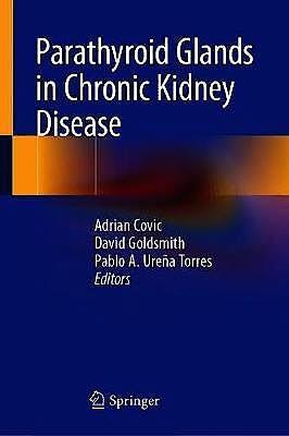 Portada del libro 9783030437688 Parathyroid Glands in Chronic Kidney Disease