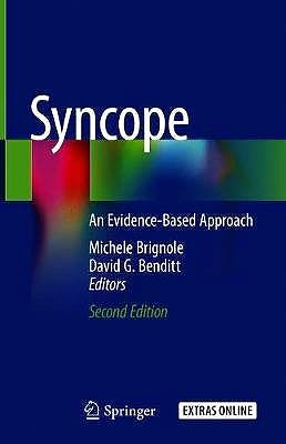 Portada del libro 9783030445065 Syncope. An Evidence-Based Approach