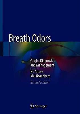 Portada del libro 9783030447304 Breath Odors. Origin, Diagnosis, and Management