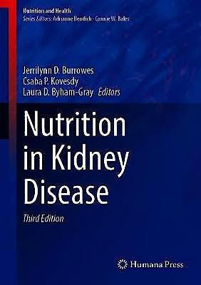 Portada del libro 9783030448578 Nutrition in Kidney Disease