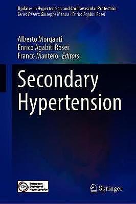 Portada del libro 9783030455613 Secondary Hypertension