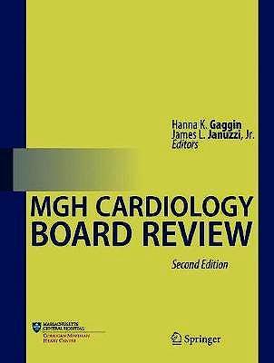 Portada del libro 9783030457914 MGH Cardiology Board Review