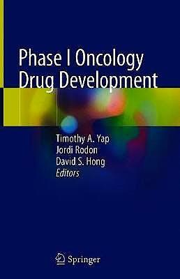 Portada del libro 9783030476816 Phase I Oncology Drug Development