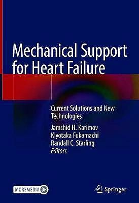 Portada del libro 9783030478087 Mechanical Support for Heart Failure. Current Solutions and New Technologies