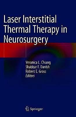 Portada del libro 9783030480462 Laser Interstitial Thermal Therapy in Neurosurgery
