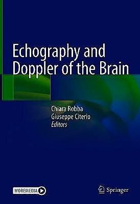 Portada del libro 9783030482015 Echography and Doppler of the Brain