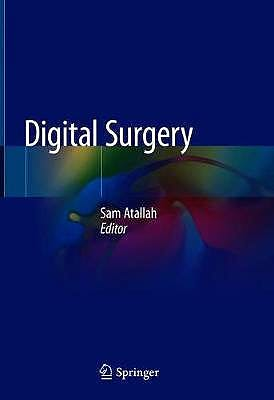 Portada del libro 9783030490997 Digital Surgery