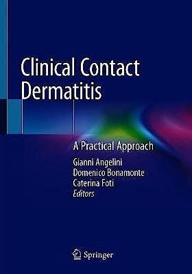 Portada del libro 9783030493318 Clinical Contact Dermatitis. A Practical Approach