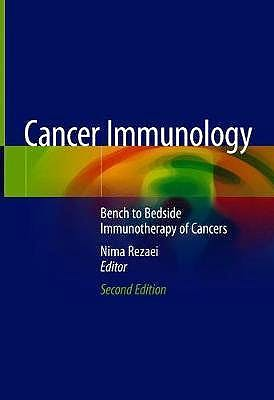 Portada del libro 9783030502867 Cancer Immunology. Bench to Bedside Immunotherapy of Cancers