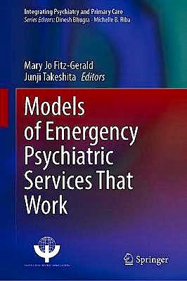 Portada del libro 9783030508074 Models of Emergency Psychiatric Services That Work
