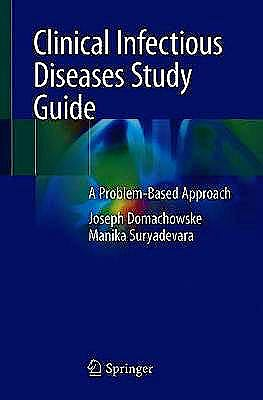 Portada del libro 9783030508722 Clinical Infectious Diseases Study Guide. A Problem-Based Approach