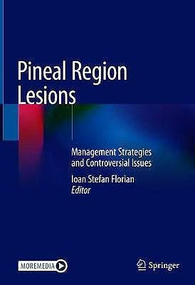 Portada del libro 9783030509125 Pineal Region Lesions. Management Strategies and Controversial Issues
