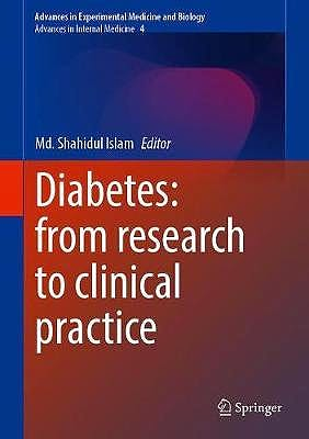 Portada del libro 9783030510886 Diabetes: from Research to Clinical Practice (Advances in Internal Medicine, Vol. 4)