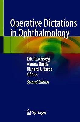 Portada del libro 9783030530570 Operative Dictations in Ophthalmology