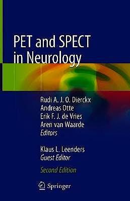 Portada del libro 9783030531676 PET and SPECT in Neurology