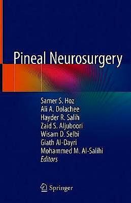 Portada del libro 9783030531904 Pineal Neurosurgery