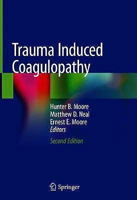 Portada del libro 9783030536053 Trauma Induced Coagulopathy