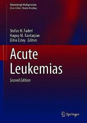 Portada del libro 9783030536329 Acute Leukemias (Hematologic Malignancies)