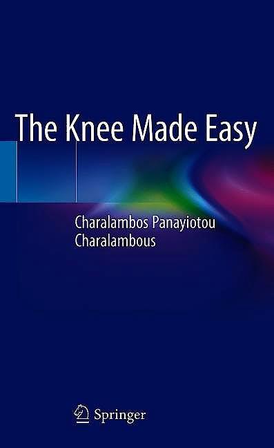 Portada del libro 9783030545055 The Knee Made Easy