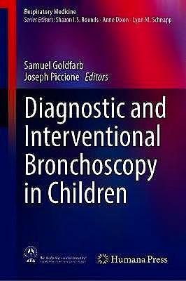 Portada del libro 9783030549237 Diagnostic and Interventional Bronchoscopy in Children