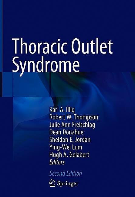 Portada del libro 9783030550721 Thoracic Outlet Syndrome